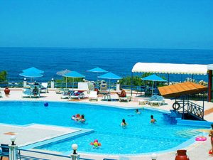 Hotel with Pool in Chania | Zorbas Beach Village Hotel