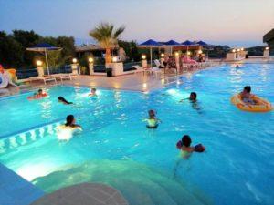 Photos of the Pool | Zorbas Beach Village Hotel