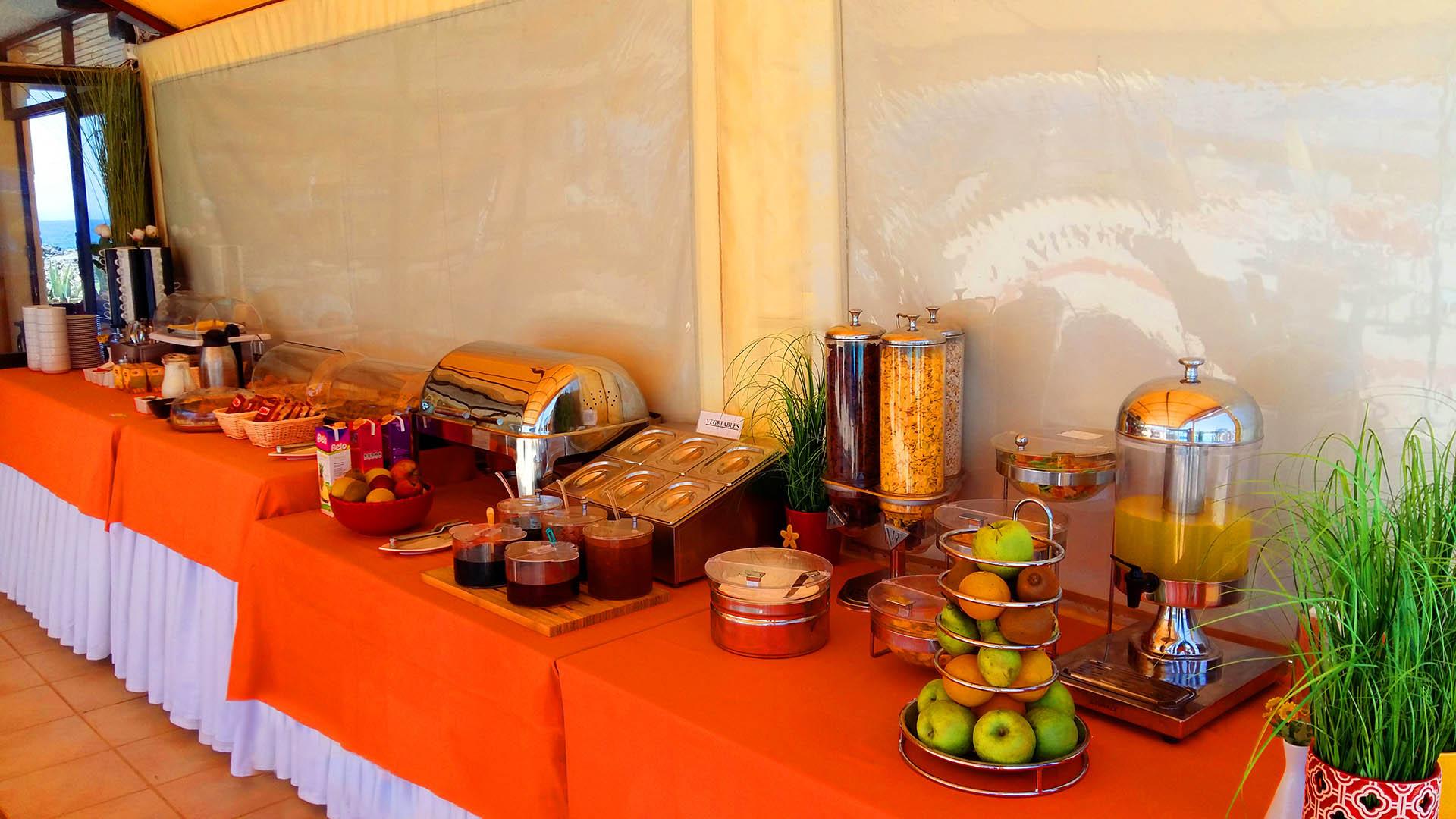 Greek Breakfast | Zorbas Beach Village Hotel