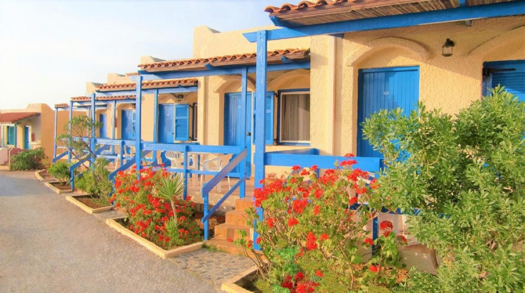 accommodation chania | Zorbas Beach Village Hotel