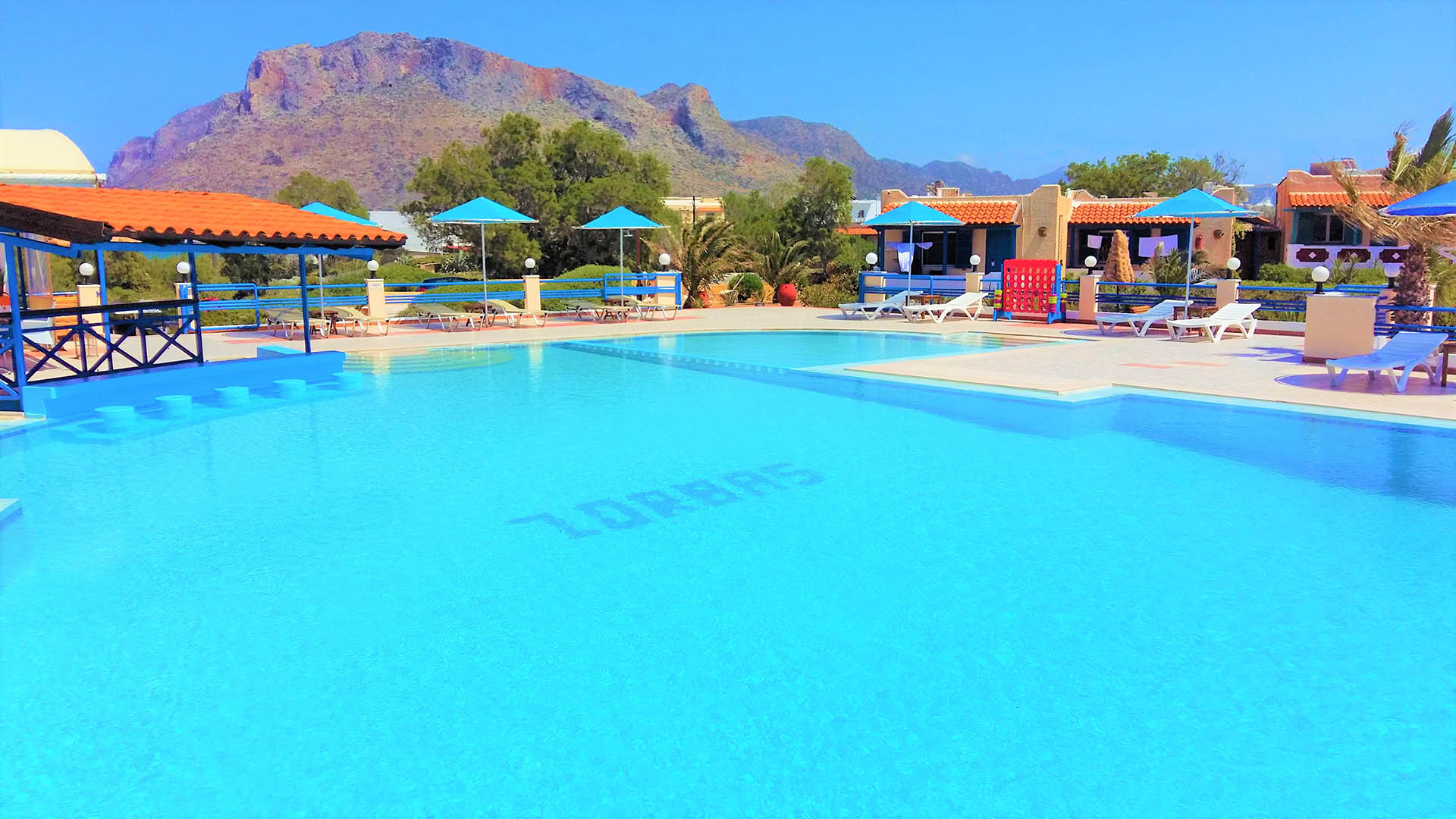 Hotels Chania Crete | Zorbas Beach Village Hotel